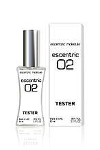 Тестер унисекс Escentric Molecule Escentric 02, 60 мл.