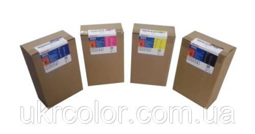 Cублимационные чернила Mimaki Sb54 Cyan ( Мимаки сб54 , синий , 2 литра пакет )