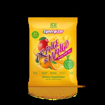Синерджайзер со вкусом апельсина и манго (Synergizer orange & mango)