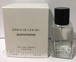 Мужские мини духи 60ml jeanmishel Love Acqua Di Gio оптом