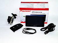 "Pioneer HD 5"" GPS навигатор - 4Gb + FM-трансмиттер - Mp3"