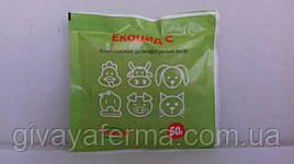 Экоцид С 50 гр, ОРИГИНАЛ (расфасовка ТМ Подворье), Дезинфицирующее средство
