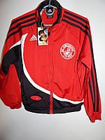 Кофта спортивная детская Adidas  рост 140, 8-10 лет 077ТП