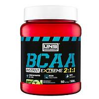 UNS BCAA 2:1:1 INSTANT 500 g (Клубника)