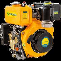 Двигатель SADKO DE-300ME (шлиц. вал 25,4мм)