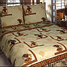 Комплект постельного белья ТЕП семейное Этник