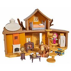 Игровой набор Маша и Медведь Дом Медведя Simba 9301032
