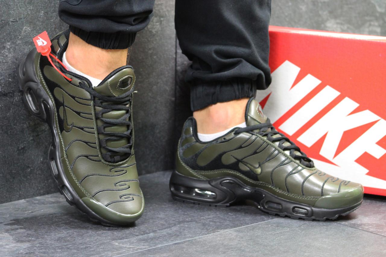 c043c075 Кроссовки Мужские в Стиле Nike Air Max TN Код Товара SD-5924. Темно ...