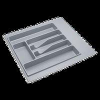 Лоток для столовых приборов VOLPATO серый L300
