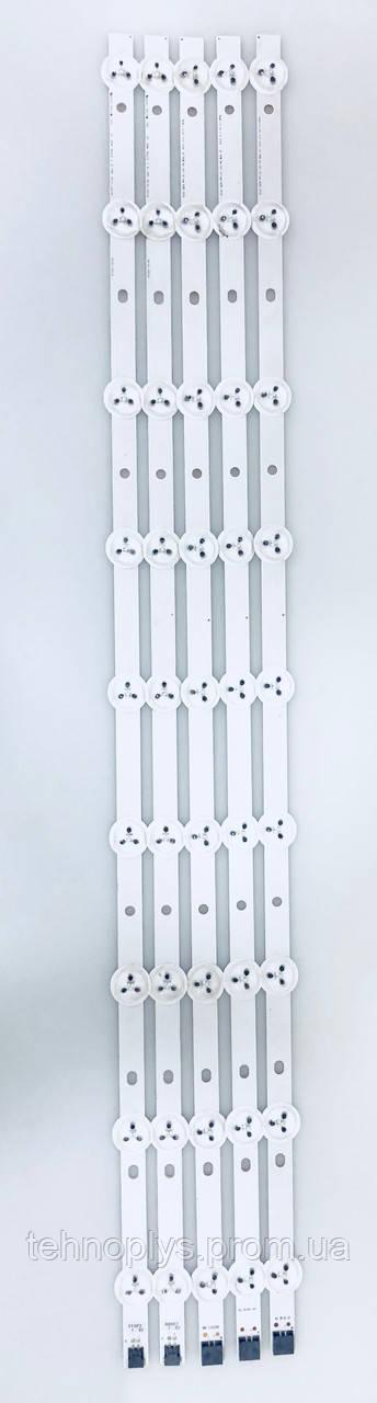 Led підсвітка ТВ, планки 94v-0 1221 b-type 6916l-0923a