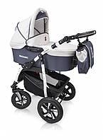 Детская коляска Verdi Sonic 3в1 07 серо-графитовый цвет