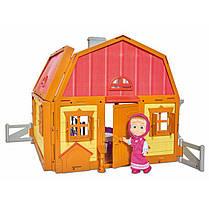 Игровой набор Маша и Медведь Дом Маши Simba 9301038, фото 2