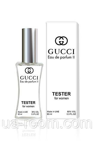 Тестер женский Gucci Eau De Parfum II, 60 мл., фото 2