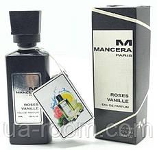 Мини-парфюм 60 мл. Mancera Roses vanille