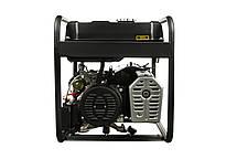 Генератор бензиновый Hyundai HHY 9020FE (6,5 кВт), фото 3