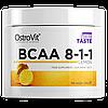 OstroVit BCAA 8-1-1 200g (Лимон)