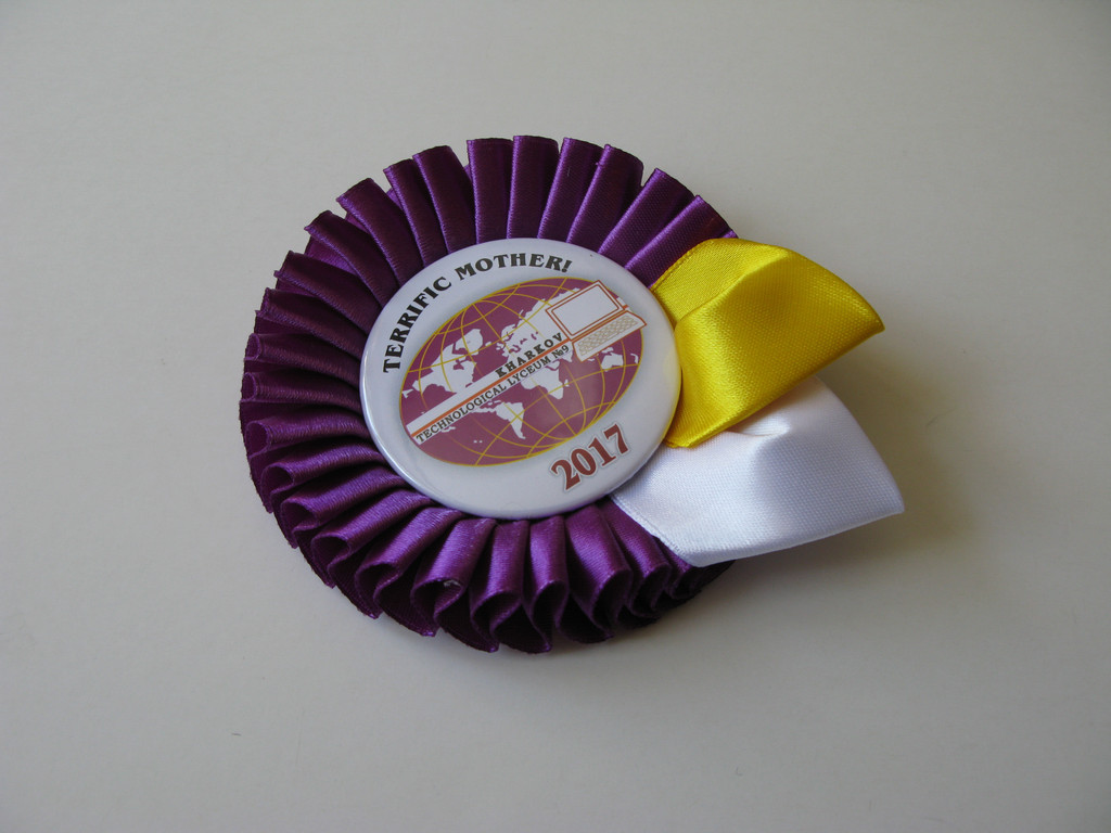Медаль «Выпускник 2019» — «Пчёлка».