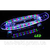 Penny Board LED 23 светящаяся доска