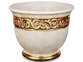 """Кашпо, ваза декоративна """"Вінтаж"""" Італія 334-014"""