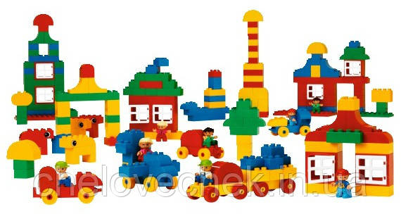 Конструктор Lego Education Duplo Town Set
