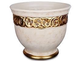"""Кашпо, ваза декоративна """"Вінтаж"""" Італія 334-013"""