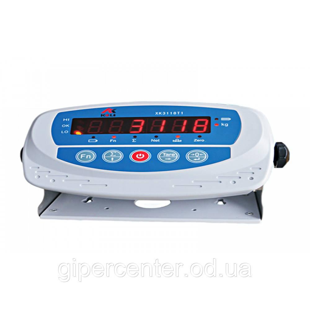 Ваговий індикатор KELI XK3118T1-D