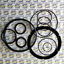 Ремкомплект редуктора бортового бульдозер Т-130 / Т-170 (большой и малый лабиринт+сальник), фото 4