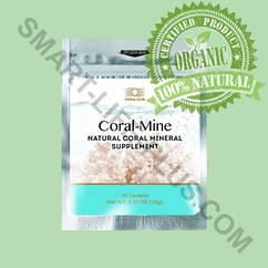 Корал-Майн (Coral-Mine) - улучшение качества питьевой воды-минеральная добавка, коралловая вода , коралловый