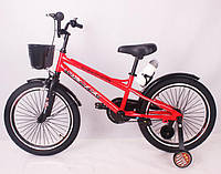"""Детский двухколесный Велосипед """"SPEED FIEIDS-20"""" Red, фото 1"""