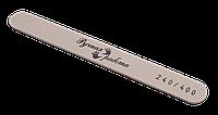 """Профессиональная пилочка для ногтей тонкая, 240х400 грит, ТМ """"Ручная Работа"""""""