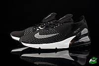 Мужские кроссовки спортивные сетка лето Nike Air Max 270 (найк аир макс)  (реплика), фото 1