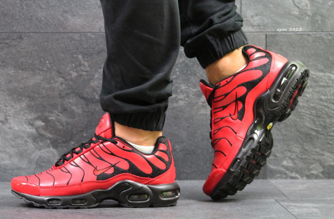 Мужские кроссовки Nike Air Max Tn красные 44р