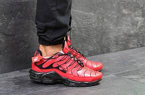 Мужские кроссовки Nike Air Max Tn красные 44р, фото 3
