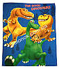 Флисовый плед Хороший динозавр от Disney 120*150см в кроватку, коляску, коврик для игр