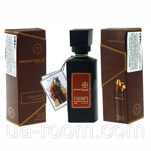 Мини-парфюм 60 мл. Montale Aoud forest