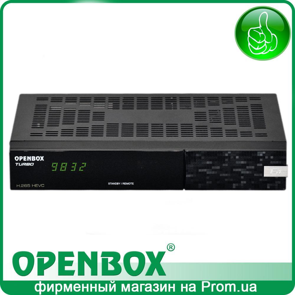 Спутниковый HDTV ресивер Openbox Formuler F4 Turbo+T2