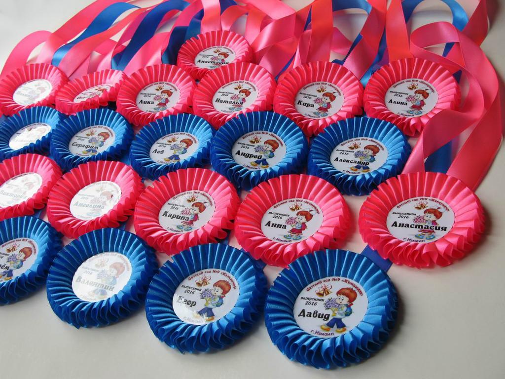 Медаль «Выпускник 2019» — «Медальная».
