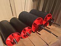 Приводные и натяжные барабаны