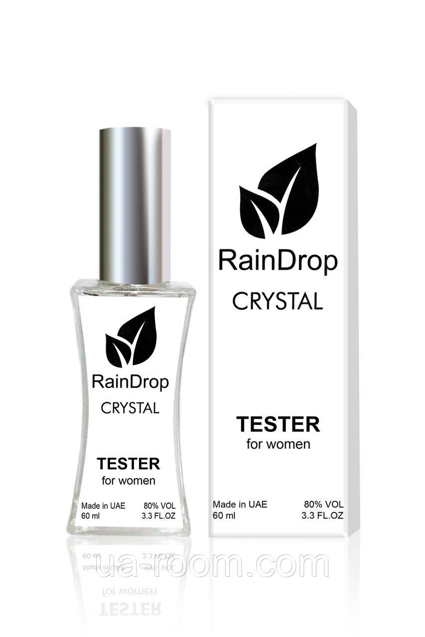 Тестер женский Rain Drop Crystal, 60 мл.