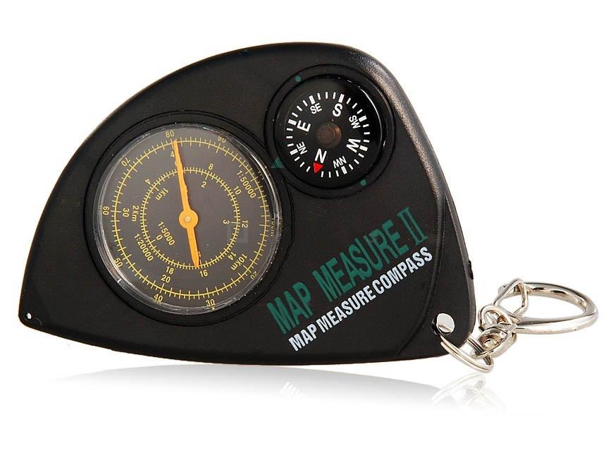 Механический курвиметр прибор для измерения расстояния по карте
