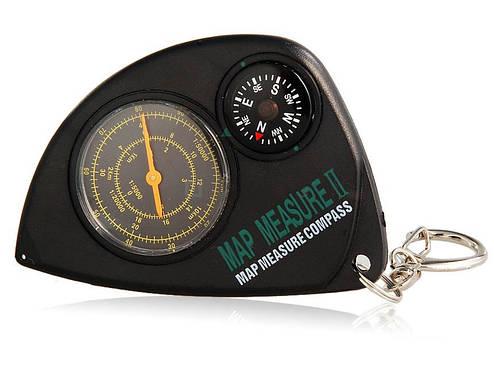 Механический курвиметр прибор для измерения расстояния по карте, фото 2