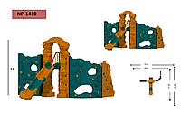 Детская игровая площадка 1410