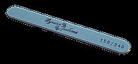 """Профессиональная пилочка для ногтей, синяя, 150х240 грит, ТМ """"Ручная Работа"""""""
