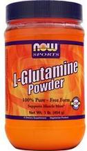 Глютамін Now Foods L-Glutamine Powder 454gr