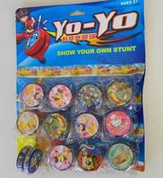 Игра Йо-йо 869-19К свет, йойо, йо йо