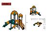 Детская игровая площадка NR-0502