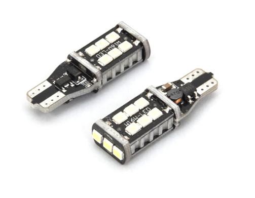 Светодиодная led лампочка 12В T15-2835-15 SMD(7195)