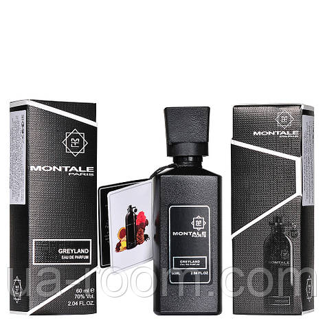 Мини-парфюм 60 мл. Montale Greyland, фото 2