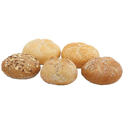 Мини хлебушки в ассортименте