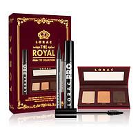 Подарочный набор для макияжа глаз LORAC The Royal PRO Eye Collection